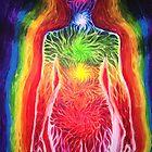 Chakra energy and aura by Corina Chirila