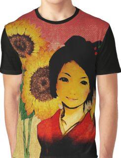 フウ Graphic T-Shirt