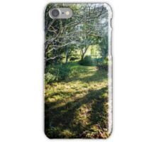 0317  Jenny's Garden iPhone Case/Skin