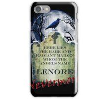 Edgar Allan Poe The Raven iPhone Case/Skin