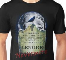 Edgar Allan Poe The Raven Unisex T-Shirt