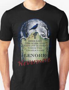 Edgar Allan Poe The Raven T-Shirt