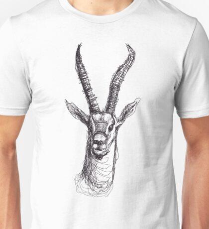 Wire Gazelle Unisex T-Shirt