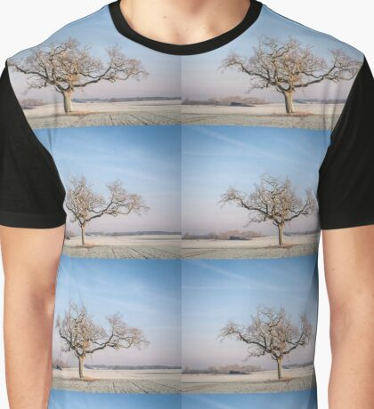 Frosty morning Graphic T-Shirt
