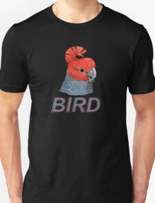 BIRD - Gang Gang Cockatoo (Male) Unisex T-Shirt