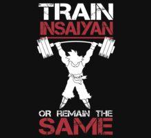 Train Insaiyan Remain Same by Pickadree