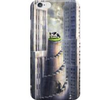 Nature´s Breath iPhone Case/Skin