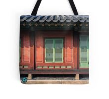 Changdeok Palace in Seoul Tote Bag