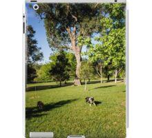 0323 Jenny's Garden iPad Case/Skin