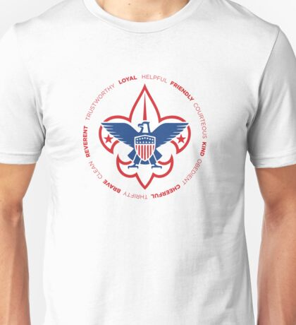 Scout Law Unisex T-Shirt