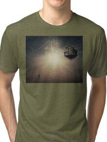 sixth sense Tri-blend T-Shirt
