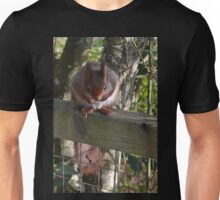 Red Squirrel......... Unisex T-Shirt