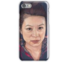 Elaine, demo version iPhone Case/Skin