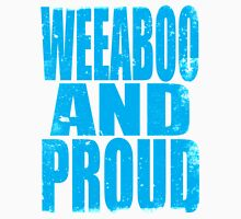 Weeaboo AND PROUD (BLUE) T-Shirt