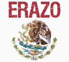 Erazo Surname Mexican Kids Clothes
