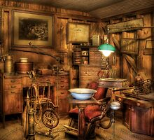 The Dentist Office  by Mike  Savad