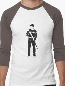 Glenn Men's Baseball ¾ T-Shirt