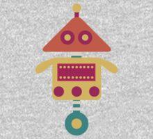 MY ROBOT FRIEND - 2 Kids Tee