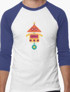 MY ROBOT FRIEND - 2 Men's Baseball ¾ T-Shirt