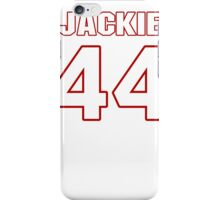 NFL Player Jackie Battle fortyfour 44 iPhone Case/Skin
