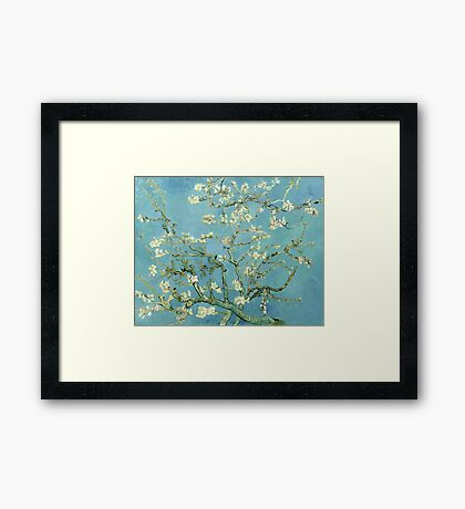Almond Blossom by Van Gogh Framed Print