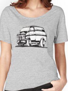 CF Bedford van 1971 Women's Relaxed Fit T-Shirt