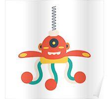 MY ROBOT FRIEND - 3 Poster