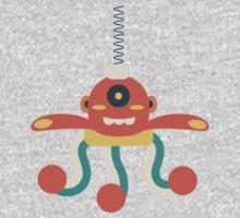 MY ROBOT FRIEND - 3 One Piece - Long Sleeve