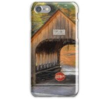 Behind The Gate iPhone Case/Skin