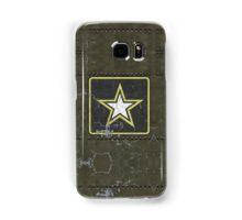 Vintage Look US Army Star Logo  Samsung Galaxy Case/Skin