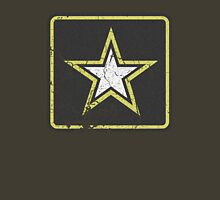 Vintage Look US Army Star Logo  Unisex T-Shirt