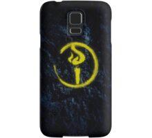 Light Bearer Symbol With Black Background Samsung Galaxy Case/Skin