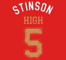 STINSON HIGH 5 (second version) Kids Clothes
