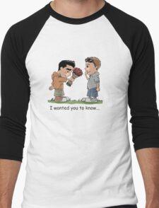Ich und dich Men's Baseball ¾ T-Shirt