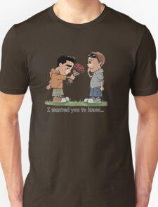 Ich und dich Unisex T-Shirt