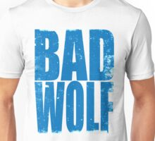 BAD WOLF (BLUE) Unisex T-Shirt