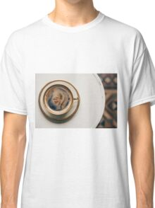 A cup of coffee Classic T-Shirt