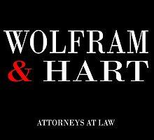Wolfram & Hart by tophatmonster94