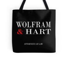 Wolfram & Hart Tote Bag