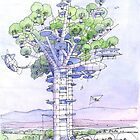 Fantasy landscapes by Luca Massone  disegni