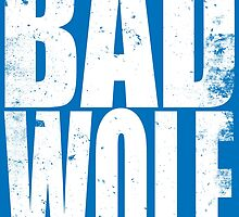 BAD WOLF (WHITE) by Penelope Barbalios
