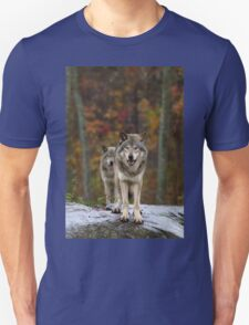 Double Trouble - Timber Wolves T-Shirt