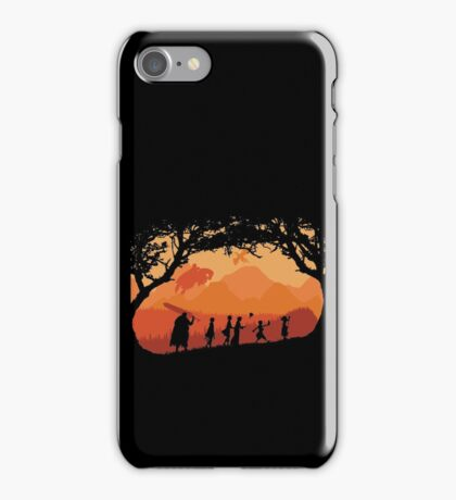 The Fellowship of the Berserk iPhone Case/Skin