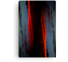 Spatial Abstraction Canvas Print