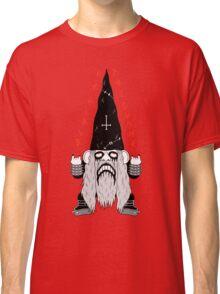 Black Metal Gnomo Classic T-Shirt