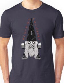 Black Metal Gnomo Unisex T-Shirt