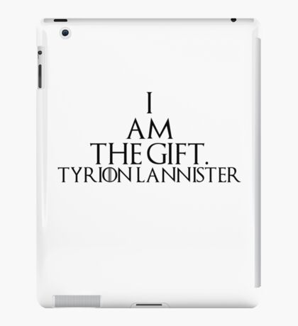 I am... (Game of Thrones) iPad Case/Skin