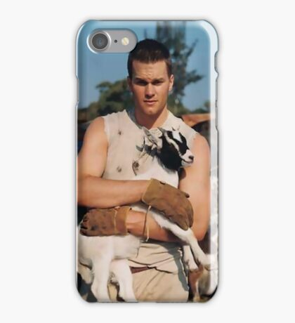 GOAT Brady iPhone Case/Skin