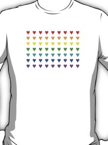 Love Is All Around I T-Shirt