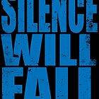 Silence Will Fall (BLUE) by Penelope Barbalios